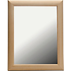 more details on Simple Value Framed Wall Mirror - Pine Effect.