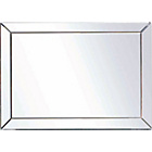 more details on Collection Large Glass Bevelled Wall Mirror.