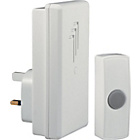 more details on White 30m Single Plug in Wireless Doorbell Kit.