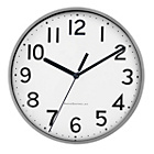 more details on Silver Precision Radio Controlled Wall Clock.