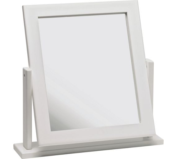 Vanity desk june 2013 modern white dressing vanity table for Cheap dressing table with mirror
