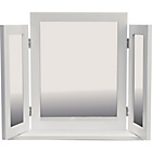 more details on Triple White Dressing Table Mirror.