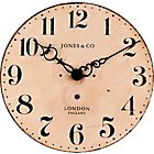 more details on Jones by Newgate Cream Hepburn Wall Clock.
