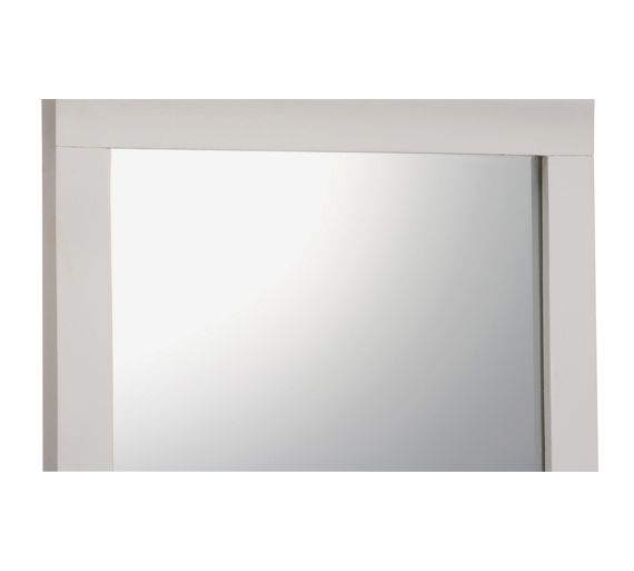 Buy Home Wooden Cheval Full Length Mirror White At Argos