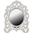 more details on Inspire White Rococo Dressing Table Mirror.