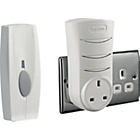 more details on White 100m Plug Through Doorbell.