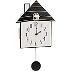 more details on Modern Black Wooden Cuckoo Wall Clock.