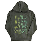 more details on Minecraft Charcoal Hoodie.
