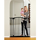 more details on Dreambaby Chelsea Tall Safety Gate Kit - Black.