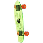 Bored Neon Ice XT Cruiser Skateboard - Lime