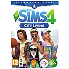 more details on The Sims 4 City Living Expansion Pack PC