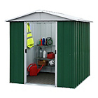 Yardmaster 6 x 4.5 Metal Apex Shed