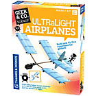 more details on Ultralight Airplanes Glider Making Kit.
