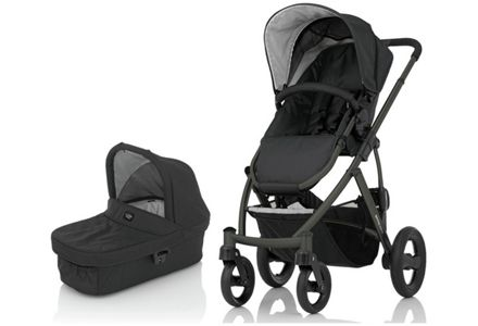 Britax Smile Pushchair & Carry Cot
