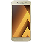 more details on Sim Free Samsung A3 2017 Mobile Phone - Gold.