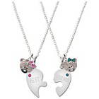 more details on Me To You Tatty Teddy Best Friends Pendant Set.