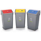 more details on Addis 60 Litre 3 Piece Recycling Bin Kit.