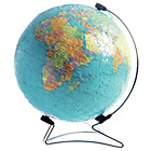 more details on Ravensburger 3D Puzzleball - The World & Stand.