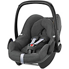 more details on Maxi-Cosi Pebble Group 0+ Car Seat - Sparkling Grey.
