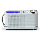 Roberts Radio Play 10 DAB Radio - White