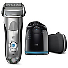 more details on Braun Series 7 7898cc Wet and Dry Electric Shaver.