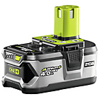 more details on Ryobi RB18L40 ONE+ 4.0Ah Battery.