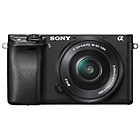 more details on Sony A6300 Compact System Camera 16-50mm Lens.
