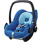 more details on Maxi-Cosi Pebble Group 0+ Watercolour Blue Car Seat.