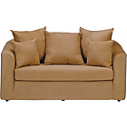 more details on Jess Foam Fold Out Sofa Bed - Camel.