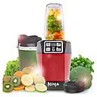 more details on Nutri Ninja Metallic Red Blender With Auto iQ BL480UKMR.