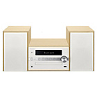 more details on Pioneer X-CM56W CD DAB Bluetooth USB Micro System - White.