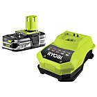 more details on Ryobi RBC18L15 ONE+ 1.5Ah Battery & Charger.