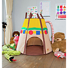 more details on Bazoongi Special Edition Teepee Play Tent.