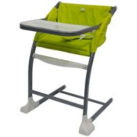 BeBe Style 4 in 1 MeGrow Highchair Rocker (Green)