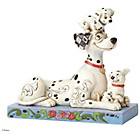 more details on Disney Traditions Puppy Love Pongo Figurine.