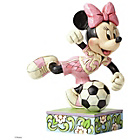 more details on Disney Traditions Goal Minnie Football Figurine.