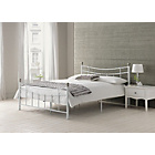 more details on Darla Single Bed Frame - White.