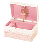 more details on Ballet Shoe Musical Jewellery Box.