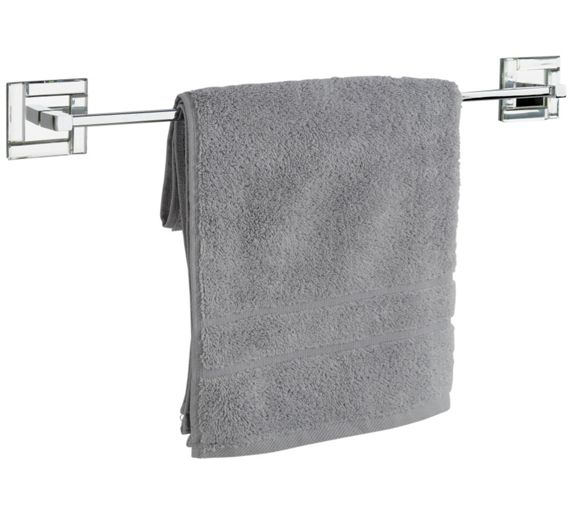 Buy collection facet towel rail at your for Bathroom accessories argos