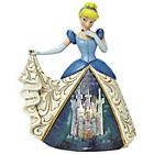 more details on Disney Traditions Midnight At The Ball Cinderella Figurine.