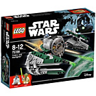 more details on LEGO Star Wars Yoda's Jedi Starfighter - 75168.