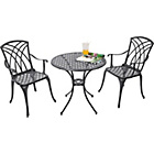 more details on Porto Cast Alu 2 Seater Bistro Set.