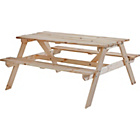 more details on Natural Pine Picnic Bench.