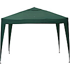 more details on HOME Extra Large Pop Up Square 3m x 3m Garden Gazebo.