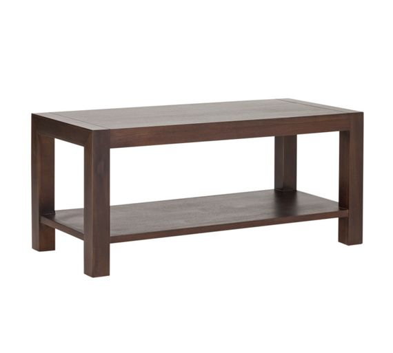 Buy Heart Of House Melford Solid Wood Coffee Table Acacia Pine At Your Online