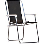more details on Folding Picnic Chair - Black.