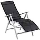 more details on Malibu Recliner Chair - Black.