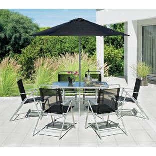 Pacific 6 Seater Patio Set