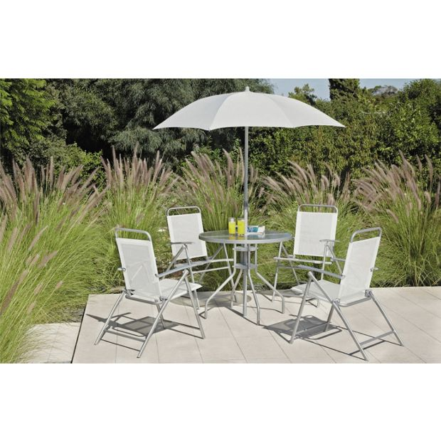 Buy Simple Value 4 Seater Patio Furniture Set At Your Online Shop For Garden Table