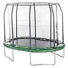more details on Jumpking 7ft x 10ft Premium Oval Trampoline.